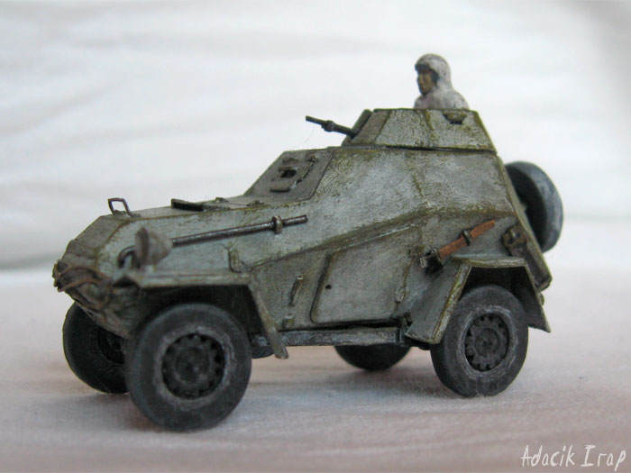 Light Armoured Car Ba-64 (april 1942)